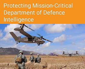 DigiFlight - Protecting Mission Critical Department of Defense Intelligence